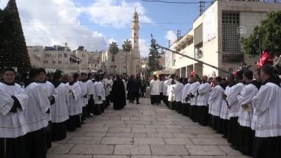 kutsal topraklar - Beytüllahim'de Noel kutlamaları başladı (2) - FİLİSTİN
