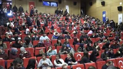 'Korkma' Diyarbakır'da izleyicilerle buluştu - DİYARBAKIR