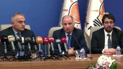 """Bakan Ersoy: """"Bursa turizm yatırımlarını daha çok çekecek"""""""