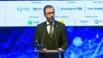 girisimcilik - Bakan Kasapoğlu, Yeni Nesil Girişimcilik Zirvesi'ne katıldı (1) - İSTANBUL
