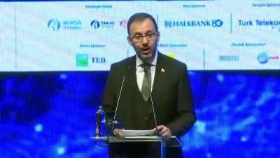 girisimcilik - Bakan Kasapoğlu, Yeni Nesil Girişimcilik Zirvesi'ne katıldı (2) - İSTANBUL