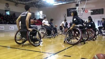 Bingül Erdem Anadolu Lisesi, ilk lise tekerlekli basketbol takımını kurdu