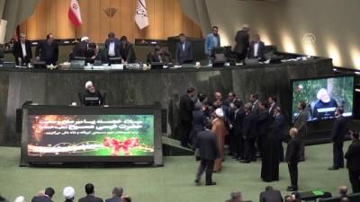 İran Meclisi'nde bütçe gerilimi - TAHRAN