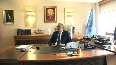 Kültür ve Turizm Bakanı Ersoy: 'Sinema sanatına hak ettiği desteği vermeye başlıyoruz'' - ANKARA