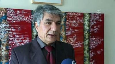 'Nakkaşihat' sanatını Türkiye'de tanıtmayı amaçlıyor - İSTANBUL