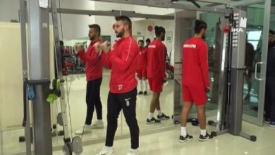 spor musabakasi - Nevşehir Belediyespor 4 futbolcu ile yollarını ayırdı