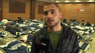 İBB, evsizlere sahip çıktı