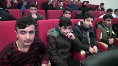 Kur'an-ı Kerim'i güzel okuma yarışması yapıldı - MUŞ