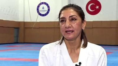 'Olimpik ruh', 41 yaşında karateye döndürdü - İSTANBUL