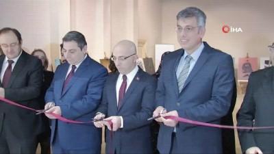 Organ Bağışı Karikatür Sergisi İstanbul Sağlık Müzesi'nde açıldı