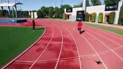 Ramil Guliyev'in gözü Usain Bolt'un tahtında - ANTALYA