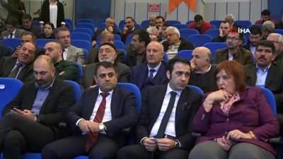 AK Parti Genel Başkan Yardımcısı Lütfi Elvan: 'Nisan ayında Çukurova Havalimanı'na ilk uçağı indireceğiz'