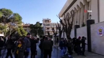 -Bae'nin Şam'daki Büyükelçiliği Yeniden Açıldı
