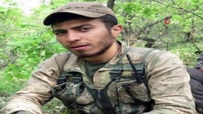 Gri listede aranan teröristin cesedi bulundu