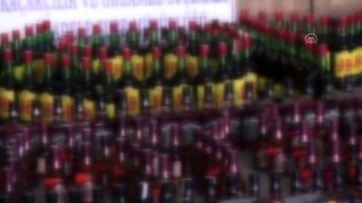 Kayseri merkezli sahte içki operasyonu