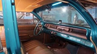 klasik otomobil - Klasik otomobillere usta dokunuş - KONYA
