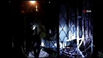 Trafo bomba gibi patladı, Antakya elektriksiz kaldı