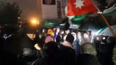 - Ürdün'de Halk Tekrar Sokaklarda