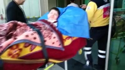 Vücudu yanan Erbilli çocuk, Türkiye'de şifa buldu (1) - ANTALYA