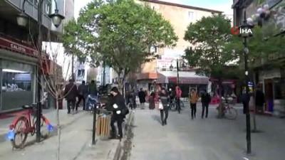 Türkiye donuyor, Iğdır'da bahardan kalma günler yaşanıyor