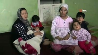 multeci -  İki Afgan mülteci aile aynı evde kaderlerini paylaşıyor