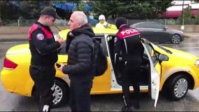 İstanbul'da taksicilere 3 milyon 235 bin lira ceza (2)