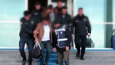 tefecilik - Van'daki tefeci operasyonu - Adliyeye sevk edilen 15 zanlıdan 8'i tutuklandı