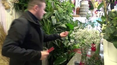 Yeni yıl öncesi en çok satılan çiçek Kokina