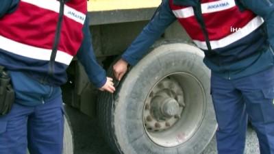 Yılbaşında ağır tonajlı araçlar yasaklandı