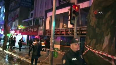 - Ankara'da bir iş yerinde yaşanan doğalgaz patlamasında ilk belirlemelere göre 6 kişi yaralandı.