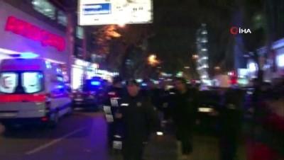 Ankara'da doğalgaz patlaması: 7 taralı