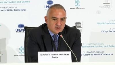 Bakan Ersoy: 'Yeni hedefimiz artık sayılar değil, nitelikli turiste oynuyoruz' - İSTANBUL