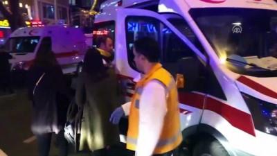 Başkentte doğal gaz patlaması: 7 yaralı - ANKARA