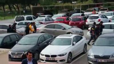 uyusturucu madde -  Bodrum'da suçüstü yakalanan 3 uyuşturucu taciri tutuklandı