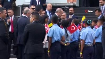 anit mezar -  Cumhurbaşkanı Erdoğan, Simon Bolivar Anıt Mezarı'nı ziyaret etti