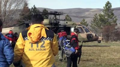 bulduk - Demirkazık'ta kayıp dağcıyı kurtarma çalışmaları (3) - NİĞDE