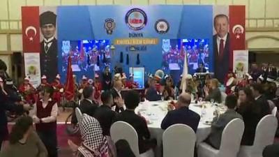 İçişleri Bakanı Soylu, 3 Aralık Dünya Engelliler Günü etkinliğine katıldı - ANKARA