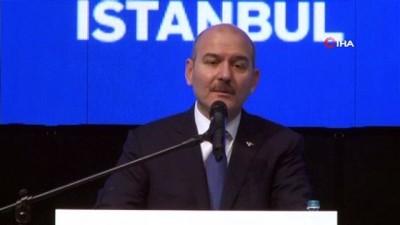 İçişleri Bakanı Soylu: 'İstanbul'a 400-500 sadece şehir içi trafik polisi nakledeceğiz'