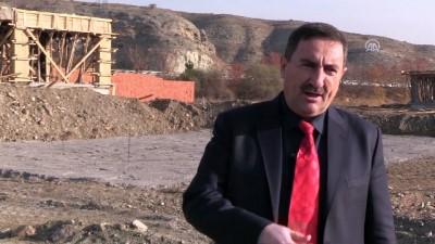 'Obruklu köy' yeni yerine taşınacak - ÇANKIRI