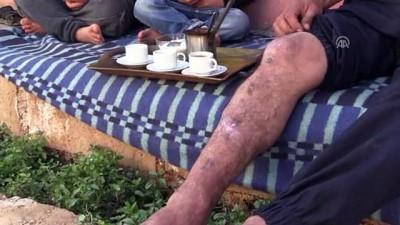 hava saldirisi - Suriye'de savaşın engellere mahkum ettiği siviller destek bekliyor (2) - İDLİB