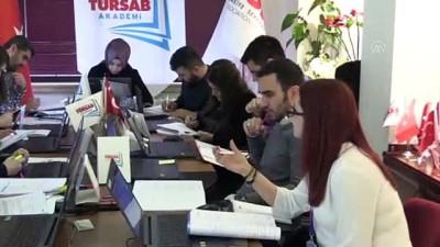 Acente çalışanlarına 'biletleme' eğitimi - BURSA