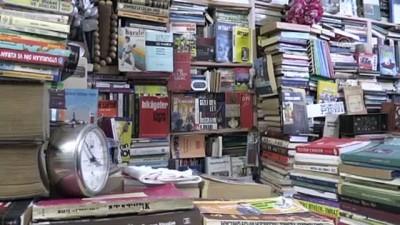 'Kitap yuvası'nda geçen 21 yıl- ISPARTA