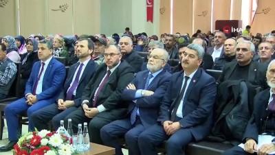 SP Genel Başkanı Karamollaoğlu Hatay'da