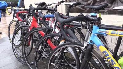 4. Sarıkamış Şehitlerini Anma Bisiklet Turu - TRABZON