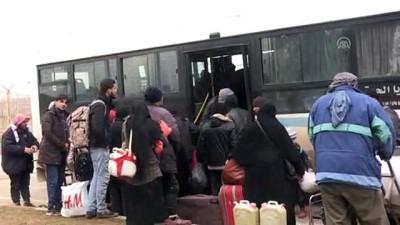 Bayram ziyaretine giden 3 bin Suriyeli ülkelerinde kaldı - KİLİS