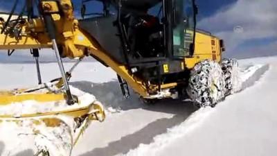 kar manzaralari - Doğu Anadolu'da kış - BİNGÖL