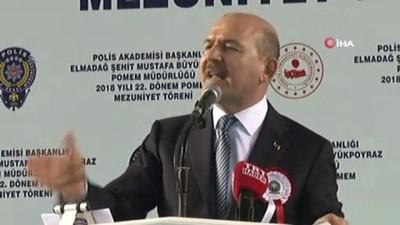 salda -  İçişleri Bakanı Süleyman Soylu: 'Trafik cezalarından gelen paralar fakir fukaraya gidiyor'