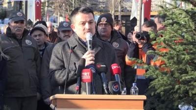 Pakdemirli: '16 yılda 4,5 milyar fidan diktik' - BOLU