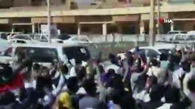 - Sudan'da ekonomik krizin neden olduğu eylemler devam ediyor