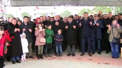 Türkan Bebek şiirlerle ve dualarla anıldı